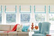 Фото 25 Карниз для римских штор: как выбрать, особенности монтажа и 70+ элегантных вариантов для дома