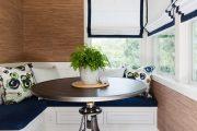 Фото 28 Карниз для римских штор: как выбрать, особенности монтажа и 70+ элегантных вариантов для дома