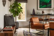 Фото 31 Карниз для римских штор: как выбрать, особенности монтажа и 70+ элегантных вариантов для дома