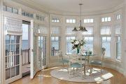 Фото 33 Карниз для римских штор: как выбрать, особенности монтажа и 70+ элегантных вариантов для дома