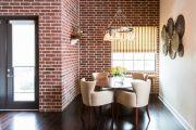 Фото 11 Имитация кирпичной стены: трендовые варианты отделки и 70+ вдохновляющих идей для дома
