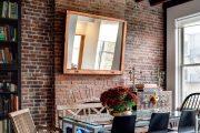 Фото 12 Имитация кирпичной стены: трендовые варианты отделки и 70+ вдохновляющих идей для дома