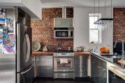 Фото 26 Имитация кирпичной стены: трендовые варианты отделки и 70+ вдохновляющих идей для дома