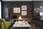 Фото 29 Имитация кирпичной стены: трендовые варианты отделки и 70+ вдохновляющих идей для дома