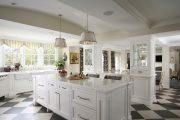 Фото 6 Классическая белая кухня: эстетика минимализма и 85 совершенных в своей простоте вариантов