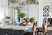 Фото 20 Классическая белая кухня: эстетика минимализма и 85 совершенных в своей простоте вариантов