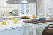 Фото 36 Классическая белая кухня: эстетика минимализма и 85 совершенных в своей простоте вариантов