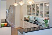 Фото 38 Классическая белая кухня: эстетика минимализма и 85 совершенных в своей простоте вариантов