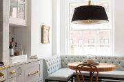 Фото 41 Классическая белая кухня: эстетика минимализма и 85 совершенных в своей простоте вариантов