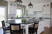 Фото 43 Классическая белая кухня: эстетика минимализма и 85 совершенных в своей простоте вариантов