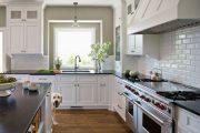 Фото 45 Классическая белая кухня: эстетика минимализма и 85 совершенных в своей простоте вариантов