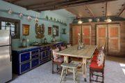 Фото 12 Кухня в деревянном доме: варианты зонирования и 85+ уютных дизайнерских решений