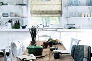Фото 20 Кухня в деревянном доме: варианты зонирования и 85+ уютных дизайнерских решений