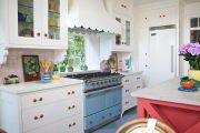 Фото 31 Кухня в деревянном доме: варианты зонирования и 85+ уютных дизайнерских решений