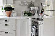 Фото 33 Кухня в деревянном доме: варианты зонирования и 85+ уютных дизайнерских решений