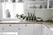 Фото 41 Кухня в деревянном доме: варианты зонирования и 85+ уютных дизайнерских решений