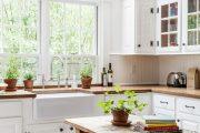 Фото 42 Кухня в деревянном доме: варианты зонирования и 85+ уютных дизайнерских решений