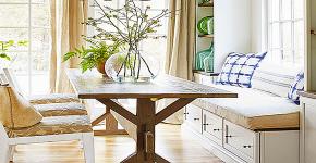 Кухонный уголок с ящиками для хранения: 70+ надежных и практичных моделей, которые комфортизируют интерьер кухни фото