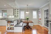 Фото 5 Кухонный уголок с ящиками для хранения: 70+ надежных и практичных моделей, которые комфортизируют интерьер кухни