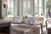Фото 10 Кухонный уголок с ящиками для хранения: 70+ надежных и практичных моделей, которые комфортизируют интерьер кухни
