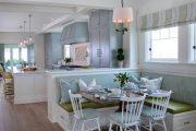 Фото 13 Кухонный уголок с ящиками для хранения: 70+ надежных и практичных моделей, которые комфортизируют интерьер кухни