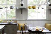 Фото 15 Кухонный уголок с ящиками для хранения: 70+ надежных и практичных моделей, которые комфортизируют интерьер кухни
