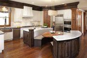 Фото 18 Кухонный уголок с ящиками для хранения: 70+ надежных и практичных моделей, которые комфортизируют интерьер кухни
