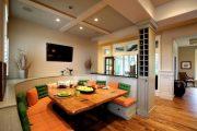 Фото 23 Кухонный уголок с ящиками для хранения: 70+ надежных и практичных моделей, которые комфортизируют интерьер кухни