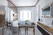 Фото 24 Кухонный уголок с ящиками для хранения: 70+ надежных и практичных моделей, которые комфортизируют интерьер кухни