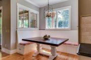 Фото 27 Кухонный уголок с ящиками для хранения: 70+ надежных и практичных моделей, которые комфортизируют интерьер кухни