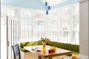 Фото 35 Кухонный уголок с ящиками для хранения: 70+ надежных и практичных моделей, которые комфортизируют интерьер кухни