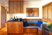 Фото 39 Кухонный уголок с ящиками для хранения: 70+ надежных и практичных моделей, которые комфортизируют интерьер кухни