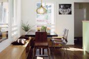 Фото 40 Кухонный уголок с ящиками для хранения: 70+ надежных и практичных моделей, которые комфортизируют интерьер кухни