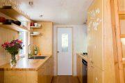Фото 4 Маленькая кухня: тонкости оформления и 80+ максимально функциональных интерьеров