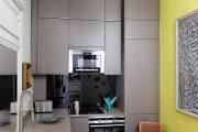 Фото 7 Маленькая кухня: тонкости оформления и 80+ максимально функциональных интерьеров