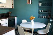 Фото 10 Маленькая кухня: тонкости оформления и 80+ максимально функциональных интерьеров