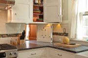 Фото 12 Маленькая кухня: тонкости оформления и 80+ максимально функциональных интерьеров