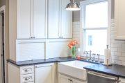 Фото 13 Маленькая кухня: тонкости оформления и 80+ максимально функциональных интерьеров