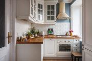 Фото 14 Маленькая кухня: тонкости оформления и 80+ максимально функциональных интерьеров