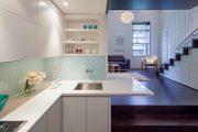 Фото 19 Маленькая кухня: тонкости оформления и 80+ максимально функциональных интерьеров