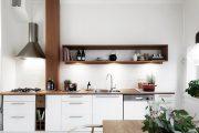 Фото 23 Маленькая кухня: тонкости оформления и 80+ максимально функциональных интерьеров