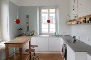 Фото 25 Маленькая кухня: тонкости оформления и 80+ максимально функциональных интерьеров