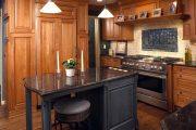 Фото 32 Маленькая кухня: тонкости оформления и 80+ максимально функциональных интерьеров
