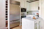 Фото 35 Маленькая кухня: тонкости оформления и 80+ максимально функциональных интерьеров