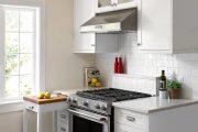 Фото 37 Маленькая кухня: тонкости оформления и 80+ максимально функциональных интерьеров