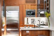 Фото 39 Маленькая кухня: тонкости оформления и 80+ максимально функциональных интерьеров