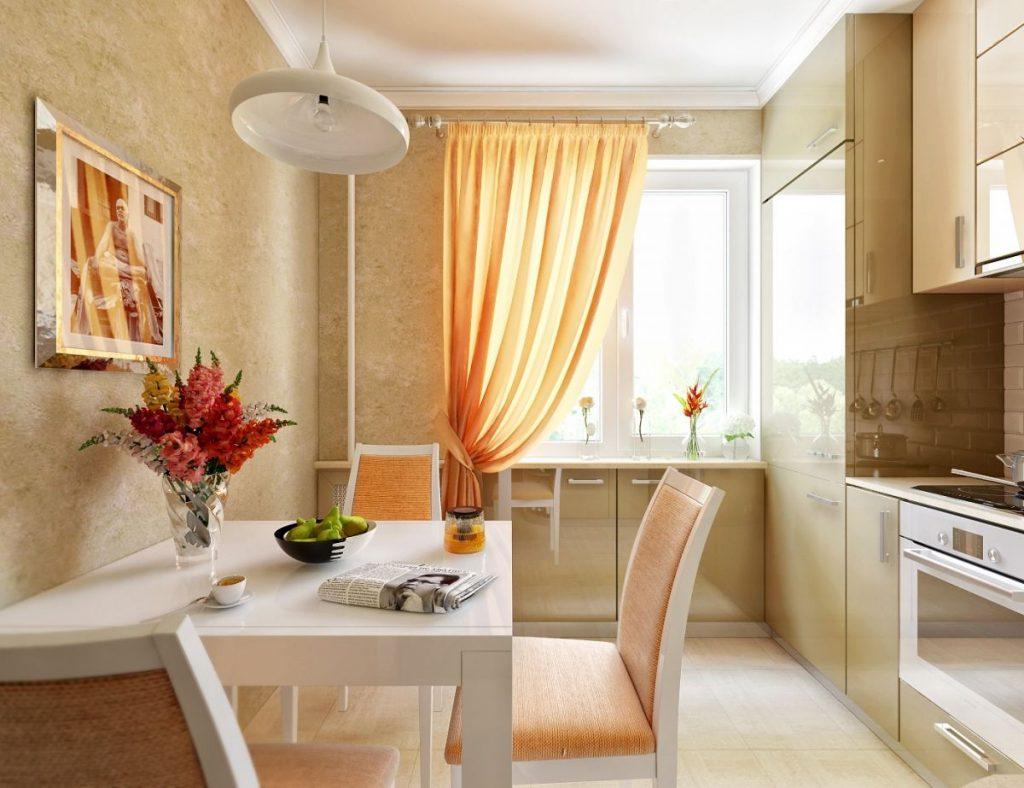 Дизайн маленьких кухни 9 кв м
