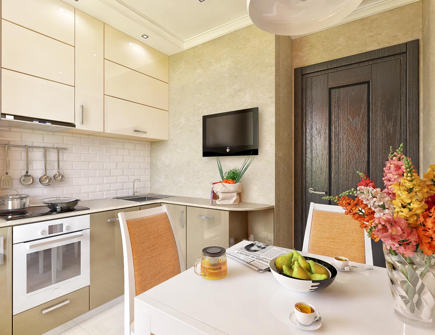 Дизайн кухни 11 кв м с балконом новинки 2016