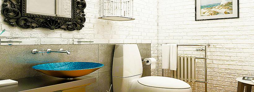 Дизайн туалетов маленьких размеров: 80 компактных и функциональных вариантов интерьера