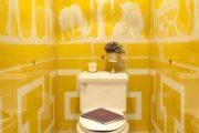 Фото 1 Дизайн туалетов маленьких размеров: 80 компактных и функциональных вариантов интерьера